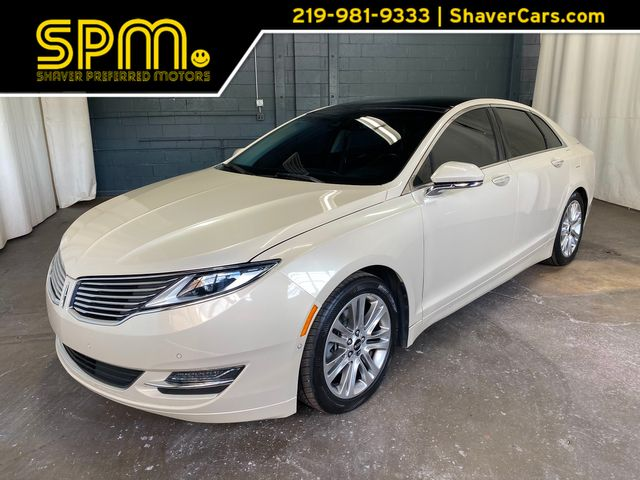 2015 Lincoln MKZ Reserve Tech Package