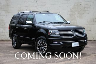 2015 Lincoln Navigator 4WD Luxury SUV w/3rd Row Seating, in Eau Claire, Wisconsin
