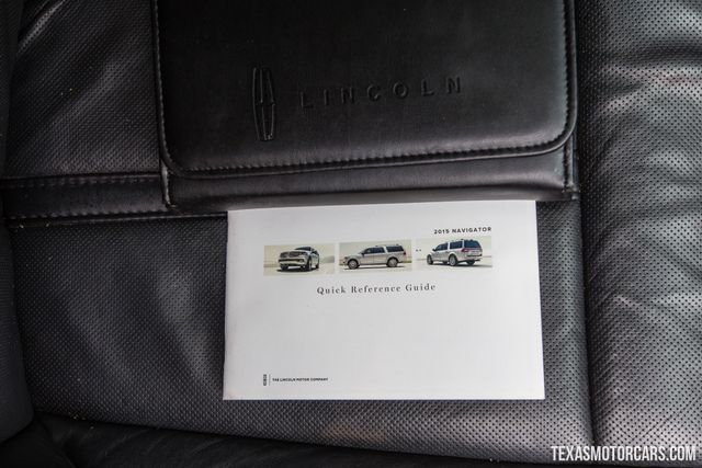 2015 Lincoln Navigator L in Addison Texas, 75001