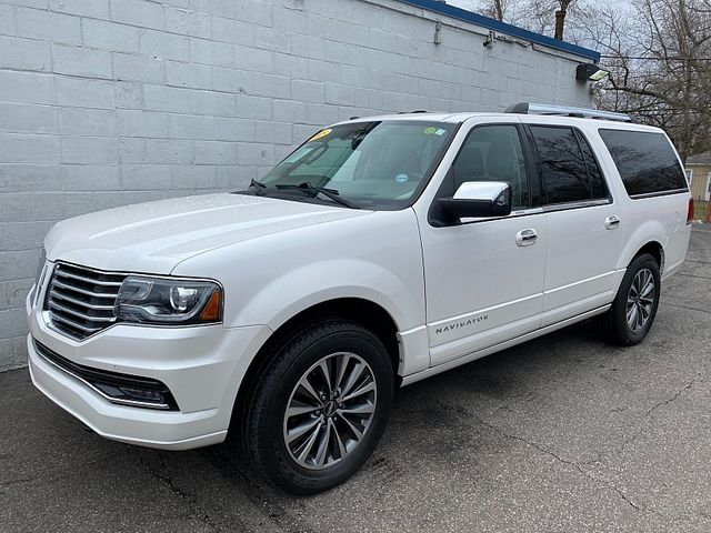 2015 Lincoln Navigator L 4d SUV RWD Reserve in Merrillville, IN 46410