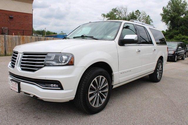 2015 Lincoln Navigator L St. Louis, Missouri 2