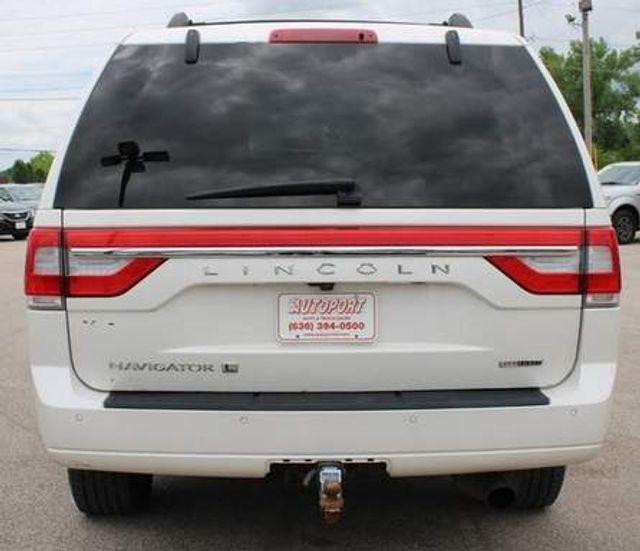 2015 Lincoln Navigator L St. Louis, Missouri 5