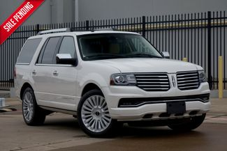 2015 Lincoln Navigator 4X4* Nav* BU Cam* Sunroof* 3 rd Row* EZ Finance** | Plano, TX | Carrick's Autos in Plano TX