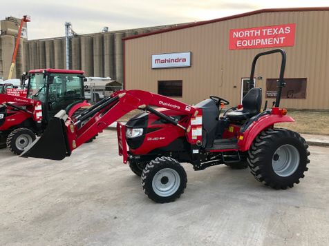 2015 Mahindra 1533 4X4  in Fort Worth, TX