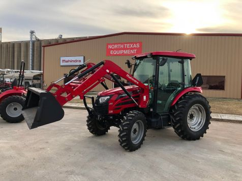 2015 Mahindra 2565 4X4 CAB  in Fort Worth, TX