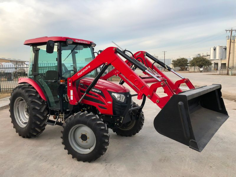 2015 Mahindra 2565 4X4 CAB   city TX  North Texas Equipment  in Fort Worth, TX