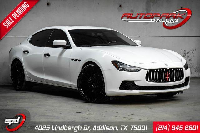 2015 Maserati Ghibli w/ Upgrades in Addison, TX 75001