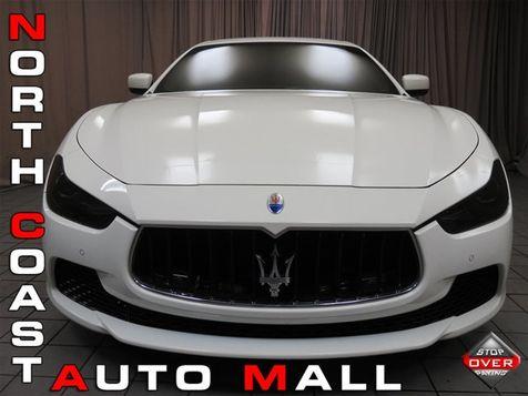 2015 Maserati Ghibli S Q4 in Akron, OH