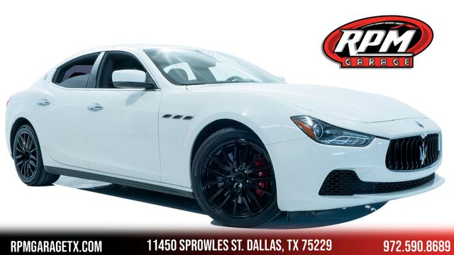 2015 Maserati Ghibli in Dallas, TX 75229