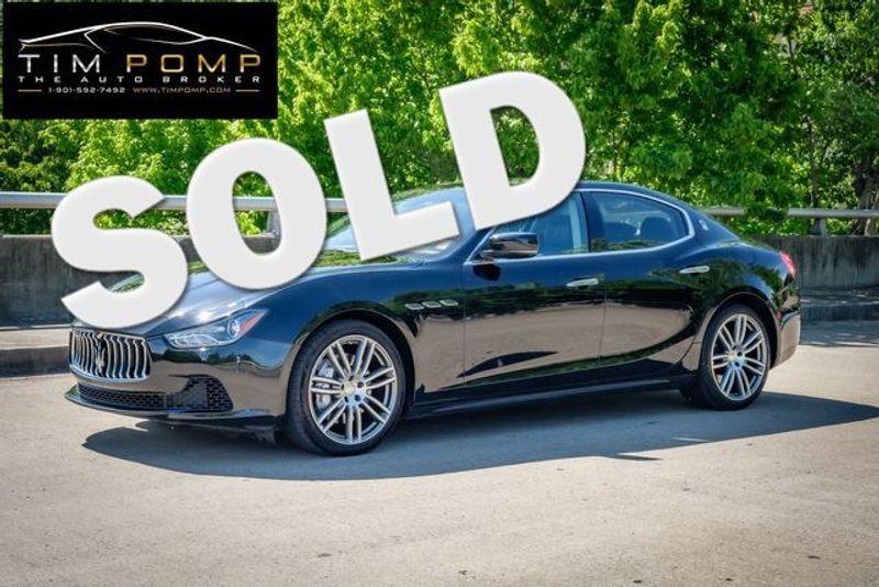 2015 Maserati Ghibli S Q4 | Memphis, Tennessee | Tim Pomp - The Auto Broker in Memphis Tennessee