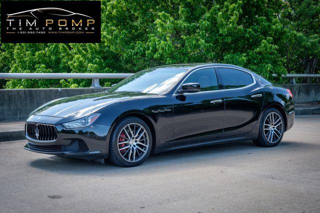 2015 Maserati Ghibli SUNROOF