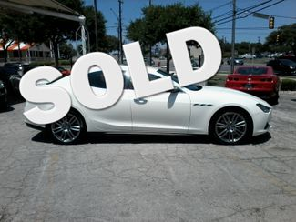 2015 Maserati Ghibli S Q4 San Antonio, Texas