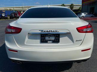 2015 Maserati Ghibli NAV MOONROOF LEATHER XM WHITEWHITE    Florida  Bayshore Automotive   in , Florida