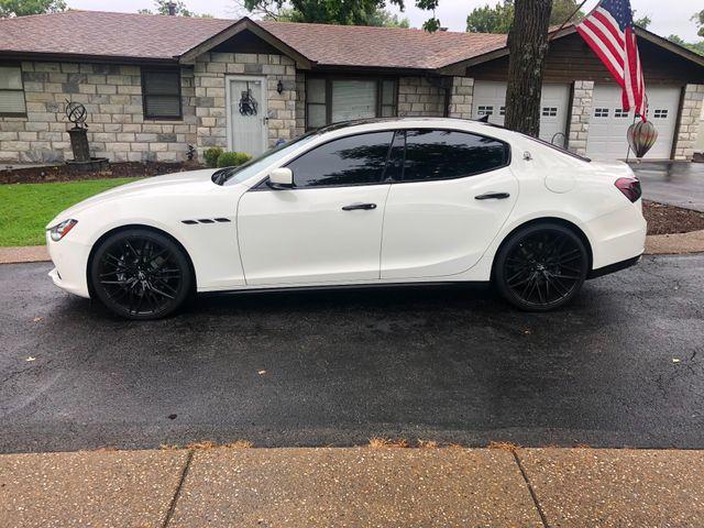 2015 Maserati Ghibli S Q4 Valley Park, Missouri