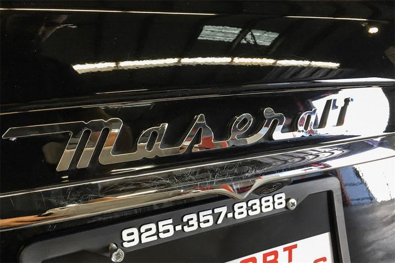 2015 Maserati Ghibli Base  city CA  M Sport Motors  in Walnut Creek, CA