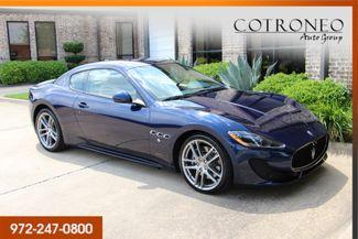 2015 Maserati GranTurismo Sport Coupe in Addison, TX 75001