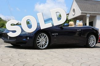 2015 Maserati GranTurismo  Convertible in Alexandria VA