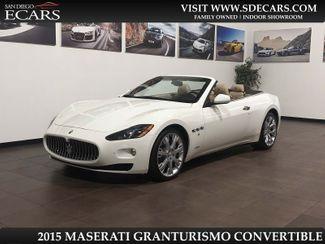 2015 Maserati GranTurismo Convertible in San Diego, CA 92126