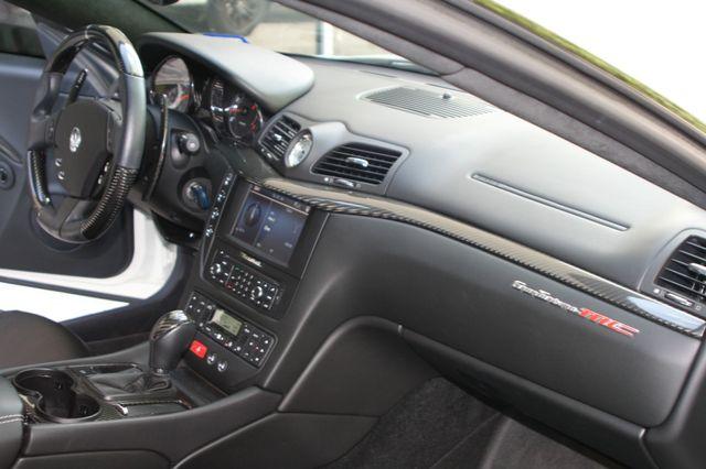 2015 Maserati GranTurismo MC Houston, Texas 22