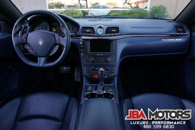 2015 Maserati GranTurismo Sport Coupe Gran Turismo in Mesa, AZ 85202