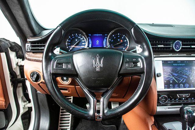 2015 Maserati Quattroporte GTS Sport in Addison, TX 75001