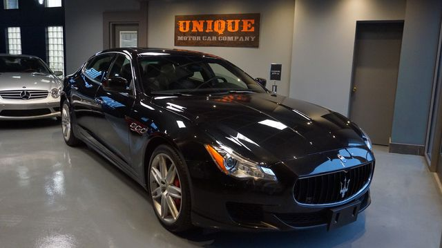 2015 Maserati Quattroporte S Q4 in , Pennsylvania 15017