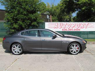 2015 Maserati Quattroporte S Q4 St. Louis, Missouri