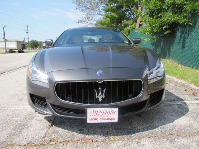 2015 Maserati Quattroporte S Q4 St. Louis, Missouri 1
