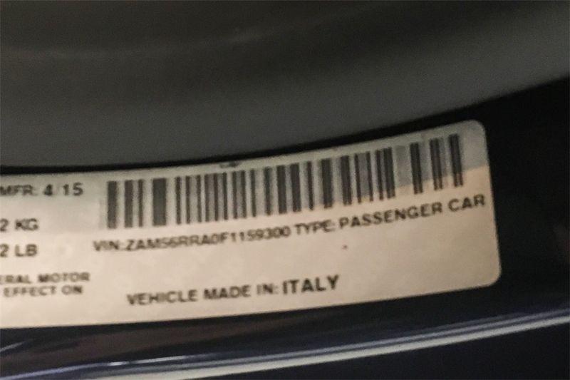 2015 Maserati Quattroporte S Q4  city CA  M Sport Motors  in Walnut Creek, CA