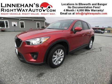 2015 Mazda CX-5 Touring in Bangor