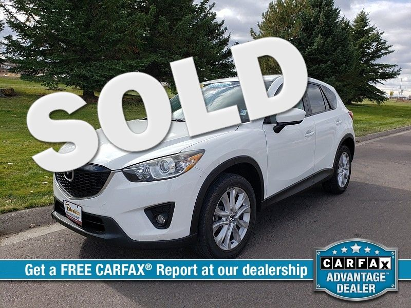 2015 Mazda CX-5 4d SUV AWD Grand Touring  city MT  Bleskin Motor Company   in Great Falls, MT
