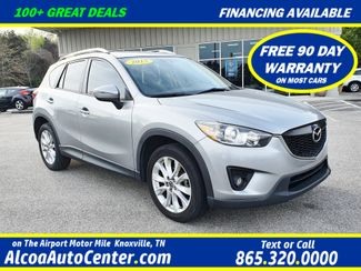 "2015 Mazda CX-5 Grand Touring w/Leather/Sunroof/19"" Alloys in Louisville, TN 37777"