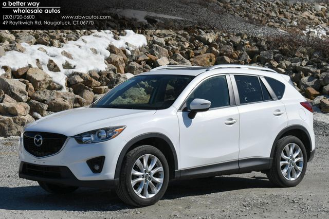 2015 Mazda CX-5 Grand Touring Naugatuck, Connecticut