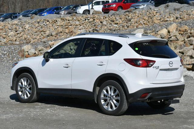 2015 Mazda CX-5 Grand Touring Naugatuck, Connecticut 4