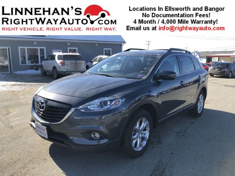 2015 Mazda CX-9 Touring  in Bangor, ME