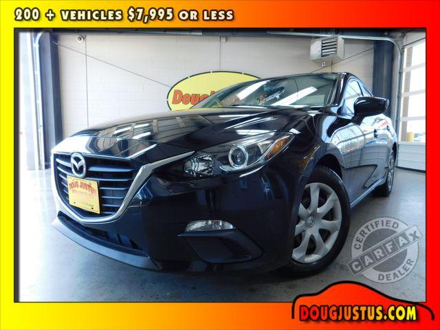 2015 Mazda Mazda3 i SV