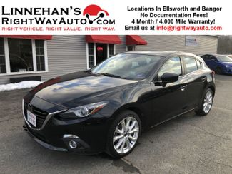 2015 Mazda Mazda3 s Grand Touring in Bangor, ME 04401