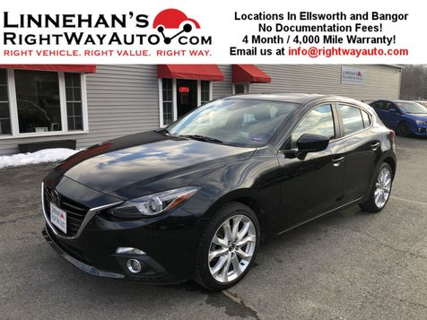 2015 Mazda Mazda3 s Grand Touring in Bangor