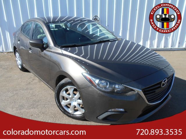 2015 Mazda Mazda3 i Sport in Englewood, CO 80110