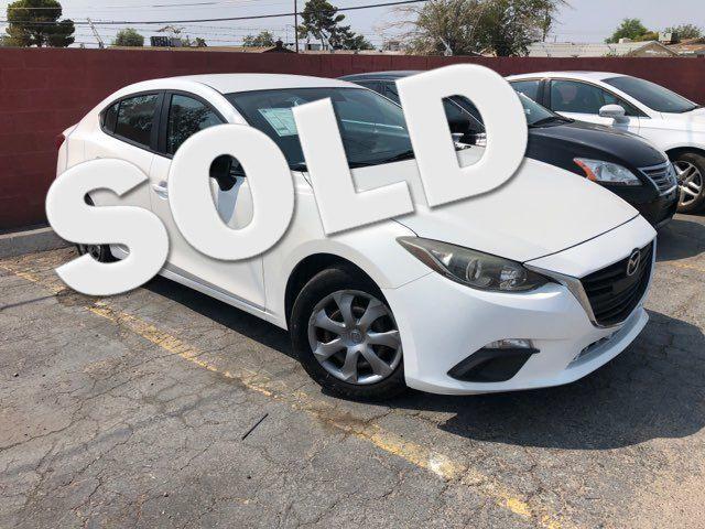 2015 Mazda Mazda3 i SV CAR PROS AUTO CENTER (702) 405-9905 Las Vegas, Nevada