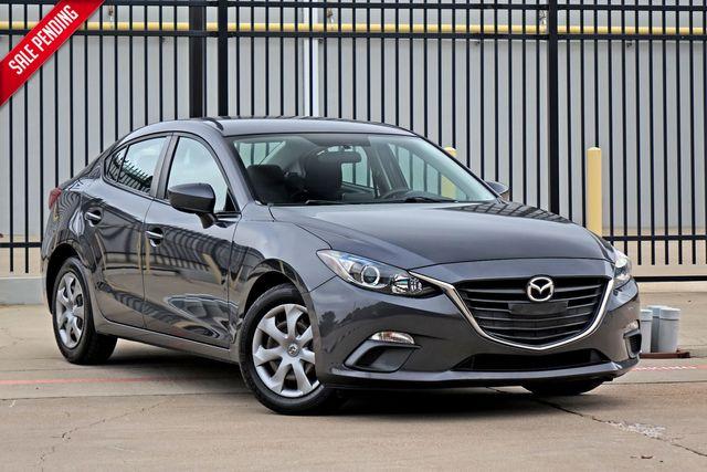 2015 Mazda Mazda3 i Sport in Plano, TX 75093