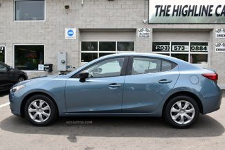 2015 Mazda Mazda3 i SV Waterbury, Connecticut 2