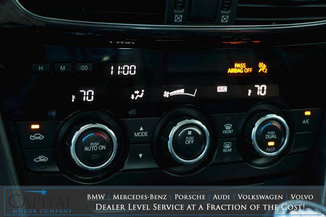 2015 Mazda MAZDA6 i Touring Sedan w/Backup Cam, Heated Seats, Keyless Start & Touchscreen Infotainment in Eau Claire, Wisconsin 54703