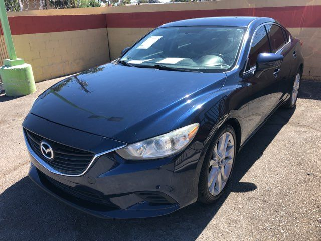 2015 Mazda Mazda6 i Touring CAR PROS AUTO CENTER (702) 405-9905 Las Vegas, Nevada 4