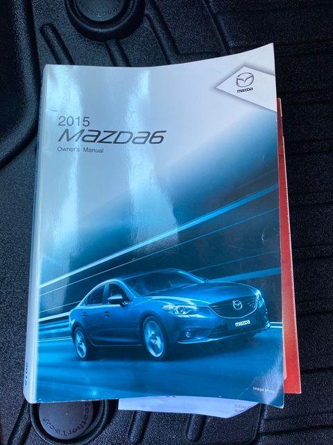 2015 Mazda Mazda6 i Touring Madison, NC 12