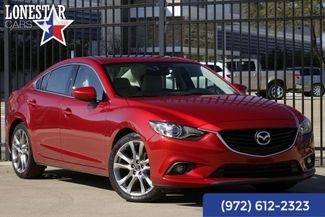 2015 Mazda Mazda6 i Grand Touring One Owner Clean Carfax Warranty in Plano Texas, 75093