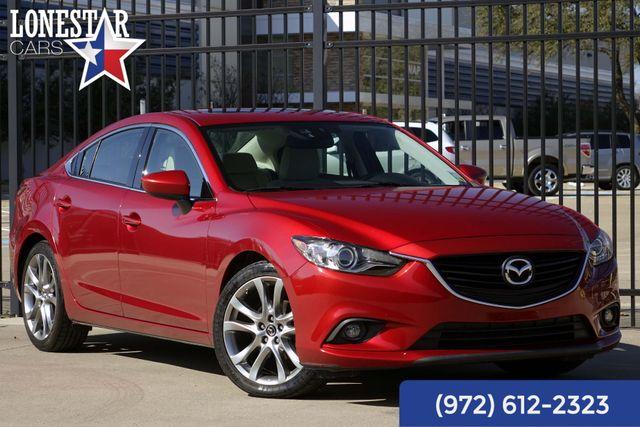 2015 Mazda Mazda6 i Grand Touring One Owner Clean Carfax Warranty