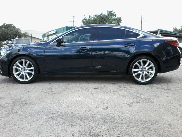 2015 Mazda Mazda6 i Touring San Antonio, Texas 5