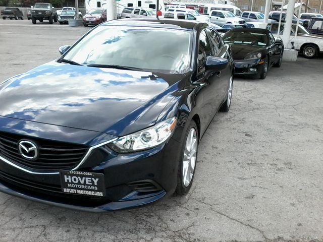 2015 Mazda Mazda6 i Touring San Antonio, Texas 6