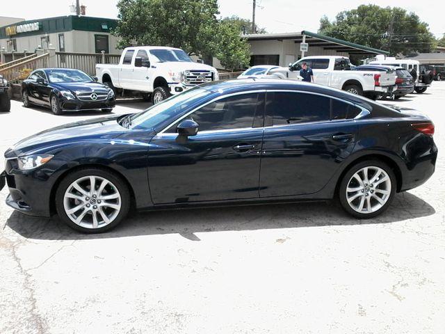 2015 Mazda Mazda6 i Touring San Antonio, Texas 2